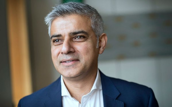 London Elects Sadiq Khan As Its First Muslim Mayor | The ...