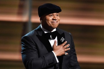 LL Cool J Nominated for 2018 Rock and Roll Hall of Fame
