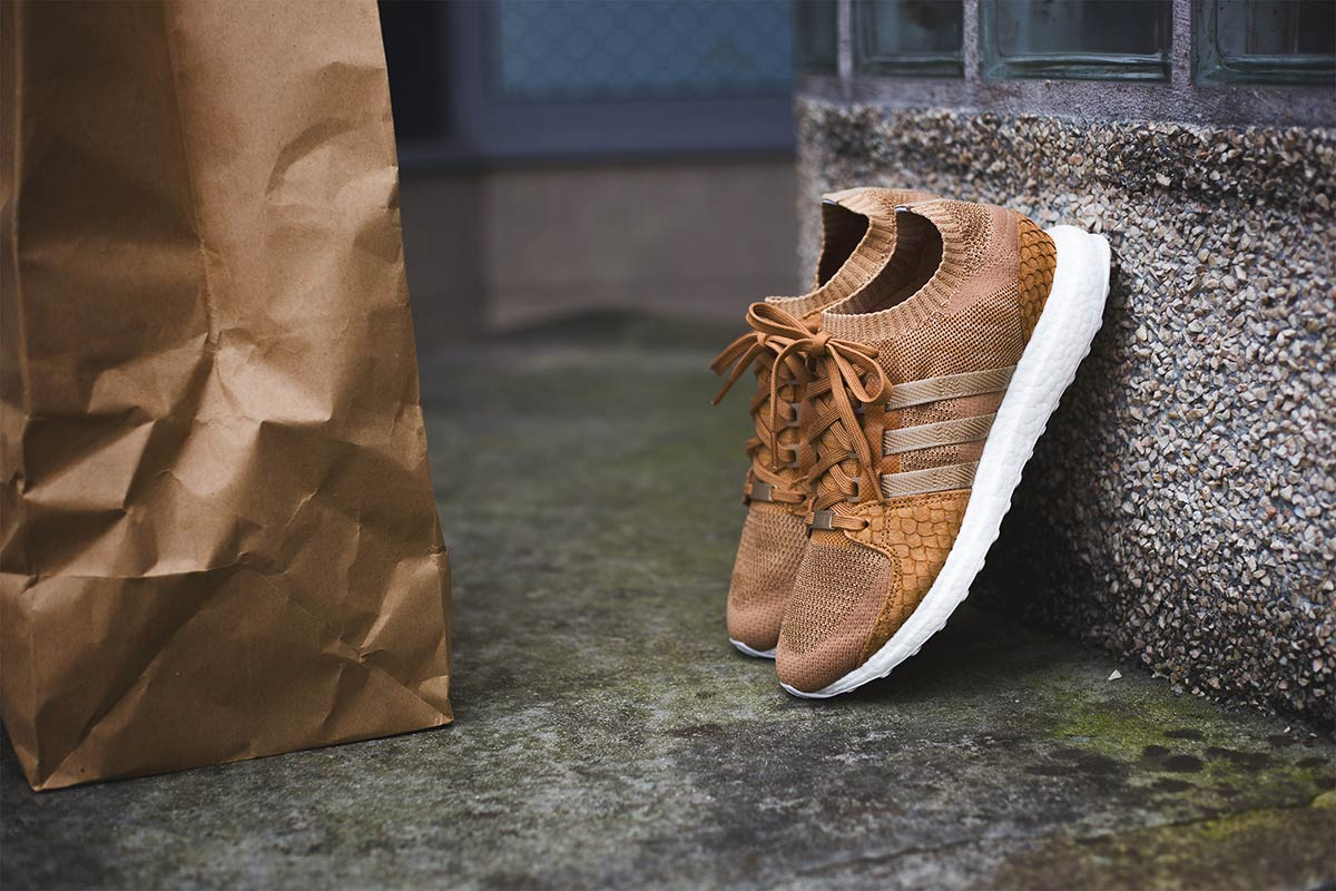 "59df13b379caf FASHION PHOTOS… THE ""BROWN BAG"" ADIDAS EQT SNEAKER BY PUSHA T » Made TV"