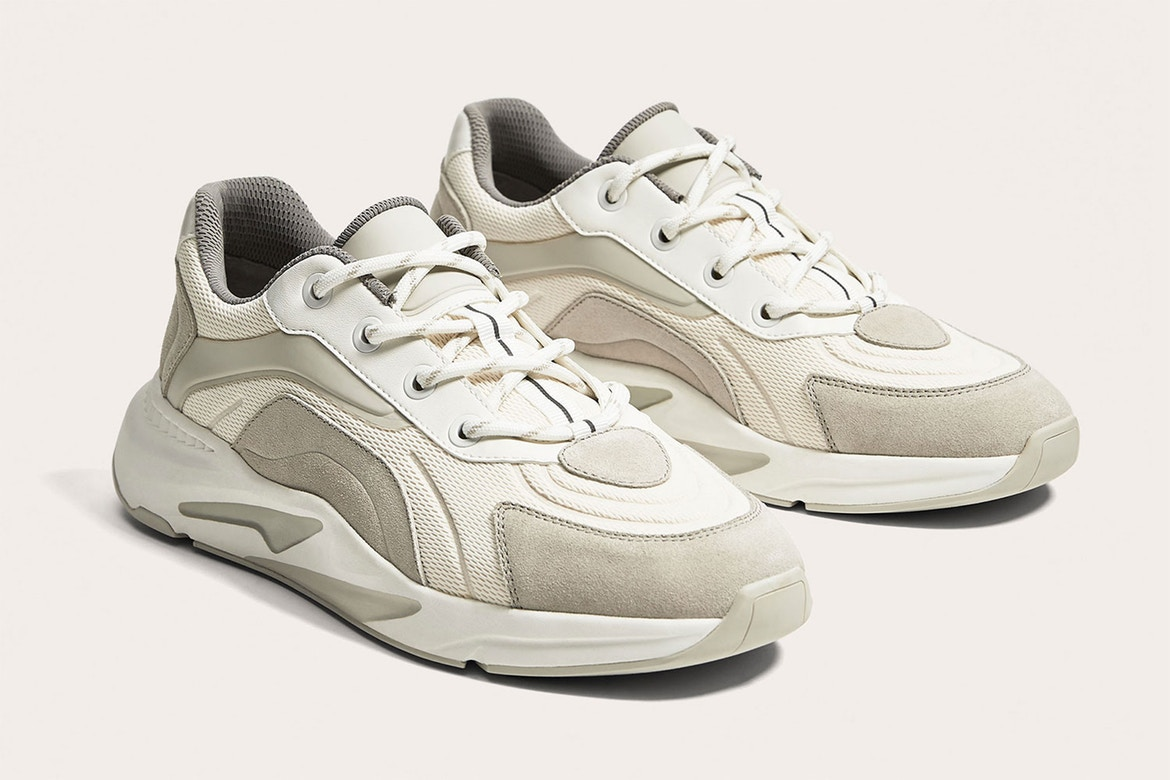 8dfb7dc2929 Yeezy s latest running sneaker has evidently been ripped off by fast  fashion king Zara. Adidas Originals  YEEZY Boost Wave Runner 700 was  designed by Kanye ...