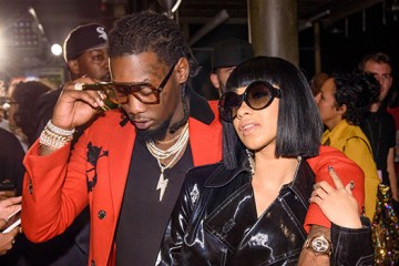 Cardi B Wants Everyone Wearing Red at Her Wedding