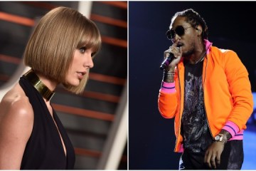 Future is Set to Feature on a Song With Taylor Swift & Ed Sheeran