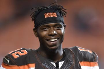 Josh Gordon Says He Made $10k a Month Selling Weed in College