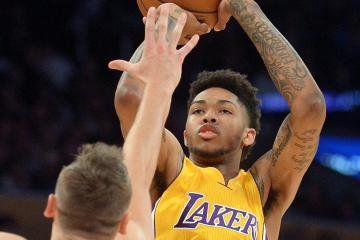 Brandon Ingram Nails Game Winner & Saves Los Angeles Lakers