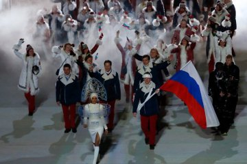 Russian National Team Banned From 2018 Winter Olympics