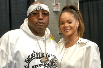 Rihanna, E-40 Performs at Annual TDE Toy Drive/Holiday Concert