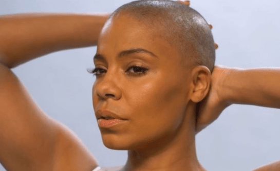 5 Bald Beauties That Dont Need Hair To Turn Heads