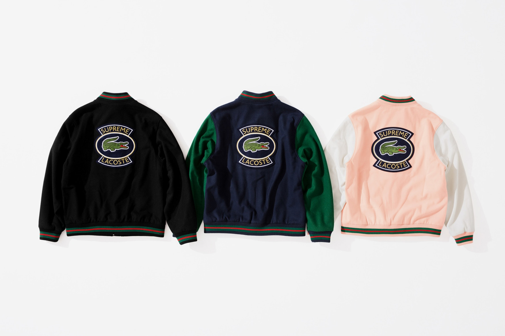 ca5b144d805 FASHION  SUPREME   LACOSTE 2018 COLLECTION… » Made TV