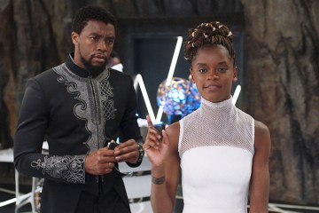 Black Panther's Letitia Wright Suggests Shuri May Takeover Wakanda