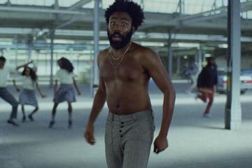 """Childish Gambino's """"This is America"""" Goes Platinum"""