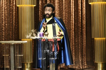 Donald Glover Helps Boost 'SNL' Ratings