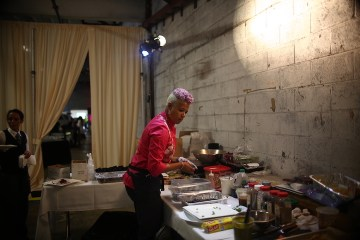 Kelis Gives Ford My City 4 Ways' Guests an Unforgettable Culinary Experience