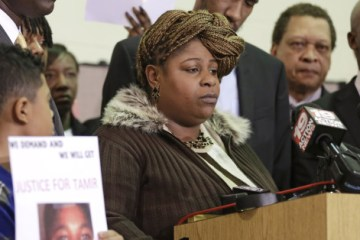 Tamir Rice's Mother Plans to Open Cultural Center for Children in Cleveland