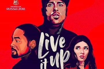 """Will Smith, Nicky Jam, Era Istrefi, and Diplo Link Up for """"Live It Up"""""""
