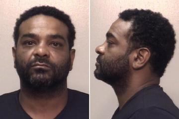 Jim Jones Arrested in Georgia on Drug and Weapons Charges