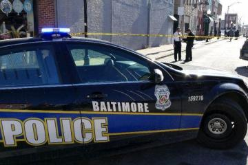 Baltimore Police Officer Suspended After Savagely Beating Suspect