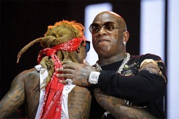 Birdman Publicly Apologizes to Lil Wayne at Lil Weezyana Fest