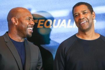 Denzel Washington & Antoine Fuqua Discuss 'Scarface' Remake