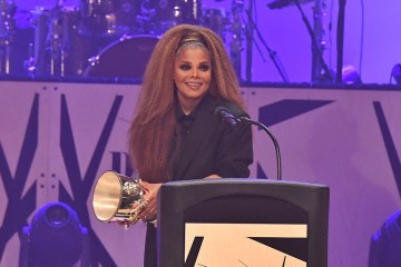Janet Jackson Honored by Missy Elliot at 2018 BMI R&B/Hip Hop Awards