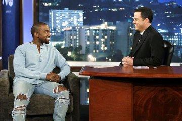 Kanye West to Appear on 'Jimmy Kimmel Live!'