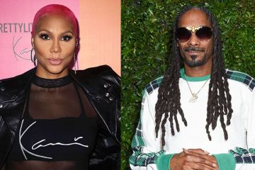 "Snoop Dogg & Tamar Braxton Star In Live Play ""Redemption of Dogg"""