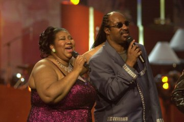 Stevie Wonder Visited Aretha Franklin Before She Passed Away