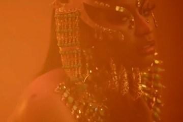 [Watch] Nicki Minaj Releases Tantric New Video For 'Ganja Burn'