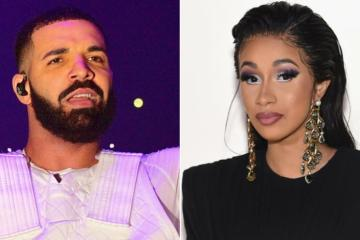 Cardi B and Drake Lead the American Music Awards Pack With 8 Nominations Each