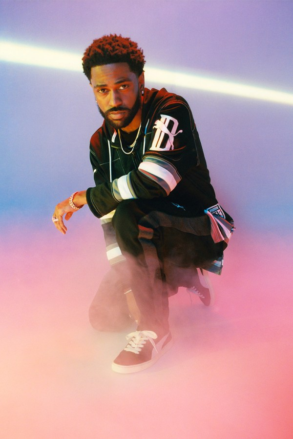 Big Sean Links With PUMA For Another Set of Fall 2018 Gear ...