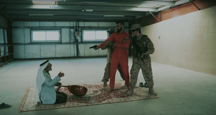 Rapper I-NZ Releases 'This Is Iraq' Parody Aimed at Foreign Policy