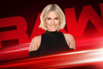 Renee Young Becomes First Female Full-Time Announcer on WWE's 'Monday Night Raw'
