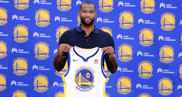Steve Kerr Confirms Demarcus Cousins Is A One Year Rental
