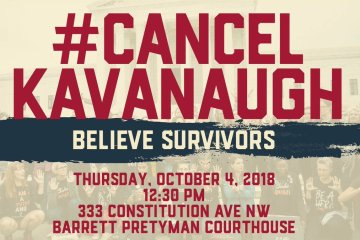 Erykah Badu, John Legend, Maxwell and More to Attend Thursday's #CancelKavanaugh Event