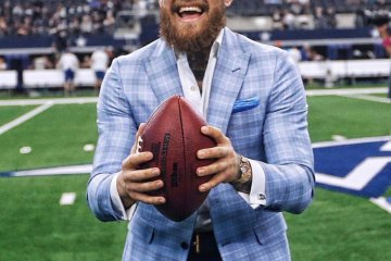 Conor McGregor Sparks the Dallas Cowboys to a Dominating Beatdown of the Jacksonville Jaguars