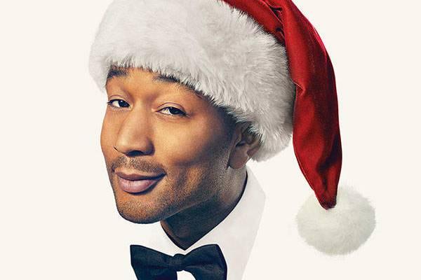 John Legend Announces Christmas Album + Tour