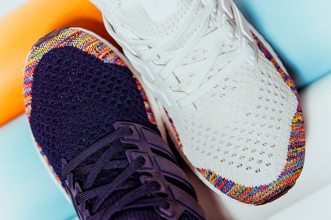 adidas UltraBOOST LTD Legacy Pack white multicolor