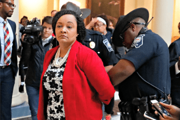 Georgia State Senator Arrested for Demanding All Votes be Counted From Midterm Election