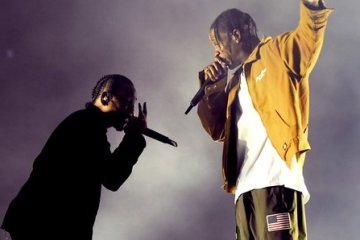 Travis Scott Brings Out Kendrick Lamar at Madison Square Garden