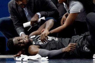 Brooklyn Nets' Rising Star Caris LeVert Suffers Gruesome Leg Injury