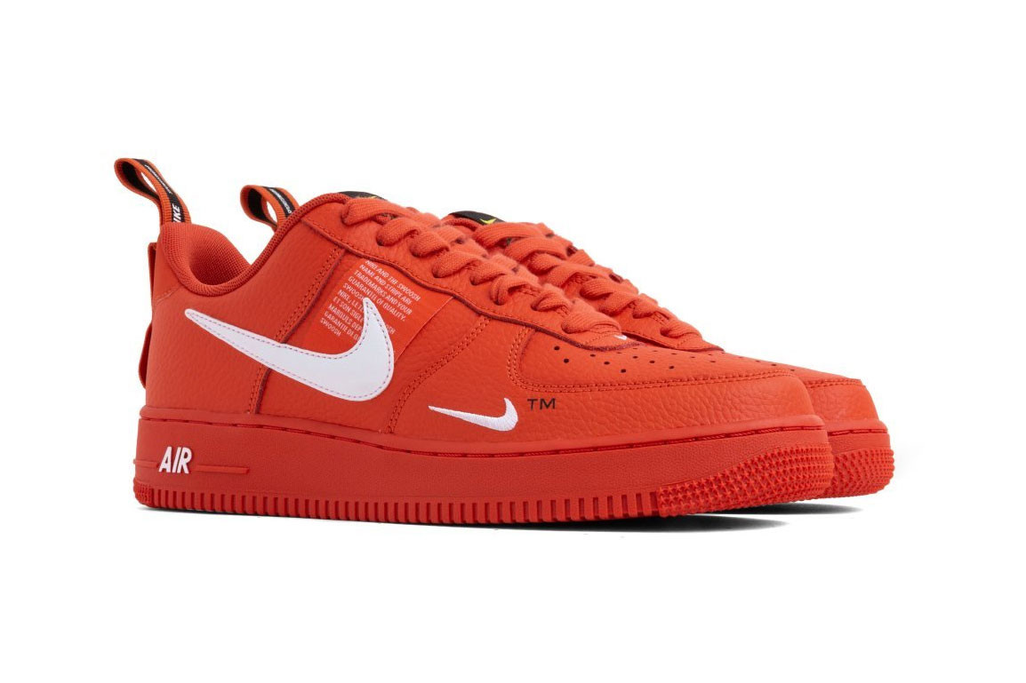 This Nike AF1 '07 LV8 Utility Puts the