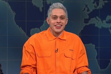 Pete Davidson Closes the Door on Talking His Split with Ariana Grande on 'SNL'