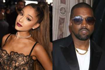 Ariana Grande Drags Kanye for Twitter Rant Ahead of the Release of her New Single