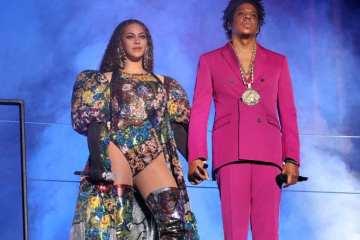 Beyoncé, JAY-Z, Usher, Pharrell & More Perform for Global Citizens Festival in South Africa