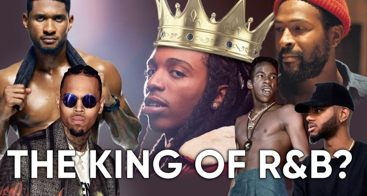 SOURCE REPORT   Who is The King Of R&B?