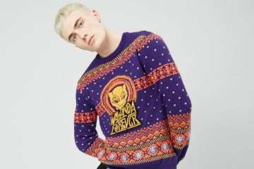 Forever 21 Sparks Social Media Outrage for Using White Model for 'Black Panther' Christmas Sweater