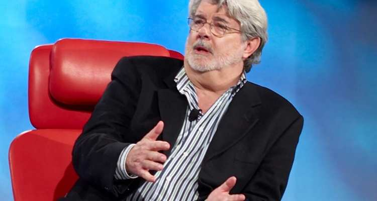 George Lucas Named America's Richest Celebrity, Jordan, Oprah, in the Top Five