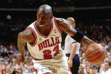 ESPN Drops Teaser Trailer for Micheal Jordan and the Chicago Bulls Documentary 'The Last Dance'