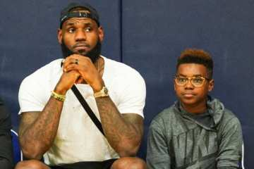 LeBron James' Teachable Moment to His Son Will Touch Your Spirit