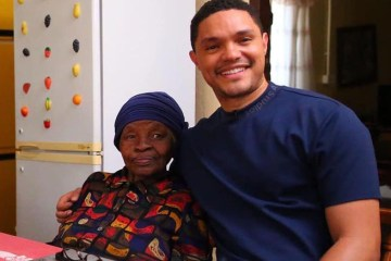 Trevor Noah and His Grandma Get Real About Racism and Apartheid in South Africa