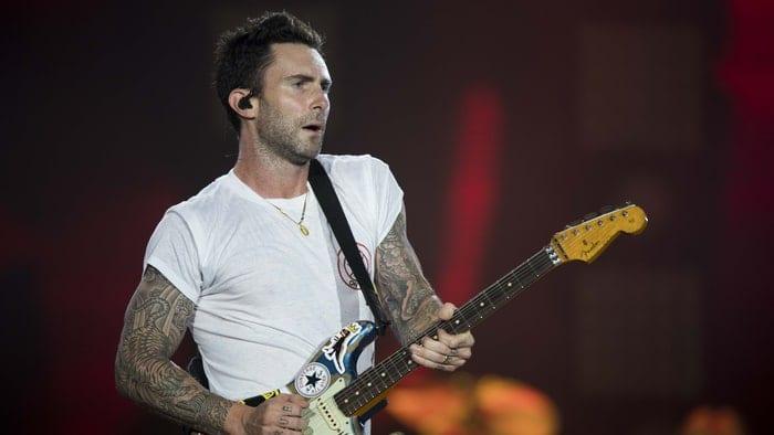 No Questions Please: Maroon 5 Cancels Super Bowl Press Conference